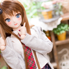 no.1392 DDH-09(フレッシュ肌)<ナギ作DDカスタムヘッド>