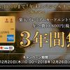 楽天プレミアムカードの年会費3年間無料キャンペーンが終了!間違えずに普通カードで満足する?
