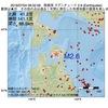 2016年07月04日 08時32分 陸奥湾でM2.6の地震