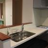 キッチンはこんな感じ
