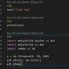 Pythonで機械学習の勉強をしようと思ったらVSCodeが動作しなかった件