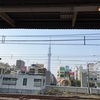 弾丸東京ひとり旅。