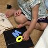 息子「つぎ、ちくび」 - 年子育児日記(2歳11ヶ月,1歳5ヶ月)
