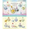 【ポケモン】食玩『ポケットモンスター Dreaming Case3 for Sweet Dreams』6個入りBOX【リーメント】より2021年8月発売予定♪