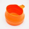 「Wildo fold a cup」火にかけれないし、取っ手も曲がる可愛いカップ