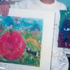 イラストサイトと画家のホームページ