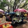 週末タイ旅行 -アユタヤ遺跡に行ってきた その2