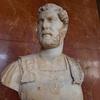 むかちん歴史日記478 ルーヴル美術館所蔵の皇帝・国王③ 長城を建設したローマの五賢帝~ハドリアヌス