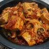 豆腐の煮物-豆腐チョリム-