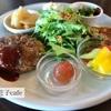 花子cafe 週末のランチプレート