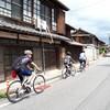 【台湾からとびしまツアー】レンタサイクリング♪