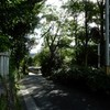 岡崎の早朝、縁辺のそよ風を