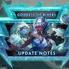 【アップデート】【ビルド&GOD編】Goddess of Rivers Update Notes
