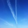 ★ひこうき雲
