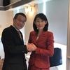 「自由民主党町田総支部女性部役員新年会」