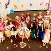 総勢17人の人形達のコンテスト‼︎かわいい人、綺麗な人、輝いている人は誰⁈想像の人形の世界。