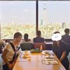【浅草ビューホテル】スカイツリー&浅草が眺望できるホテルビュッフェ