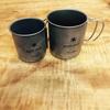 軽くて丈夫、ウルトラライトなカフェを~スノーピーク チタンのマグカップ~