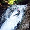【アウトドア】爽快!天然ウォータースライダーに、滝行、飛び込み!シャワークライミングを体験せよ!