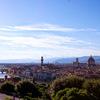 フィレンツェ:街を一望できるミケランジェロ広場(イタリア観光おすすめ情報)