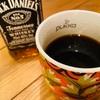 ウイスキーのコーヒー割り