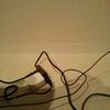 電化製品のコードが無くても給電できる未来、早く来てほしい。