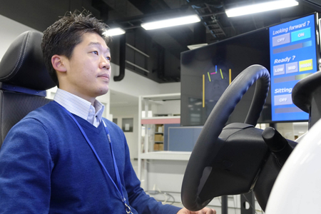 ドライバーの「運転への集中度」を画像認識でモニタリング……自動運転の最先端技術に取り組むR&Dエンジニア