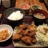 大阪・肥後橋『やまや』の『明太子食べ放題ランチ』
