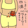 腎経(KI)14 四満(しまん)