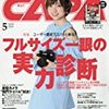 カメラ雑誌CAPAは機材紹介雑誌