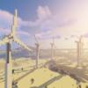 【Minecraft】風力発電所【建築紹介】