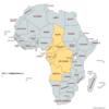アフリカ連合(AU)の貿易構造-3 中部アフリカ諸国経済共同体(ECCAS)