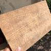 カフェ【mou】開業DIY編 営業中の看板はシンプルに