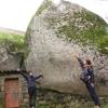 ポルトガルらしい村!奇岩の秘境モンサントへの日帰りアクセス方法