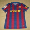 ユニフォーム その86 バルセロナ 2009-2010シーズン ホーム用 半袖 イニエスタ 支給品