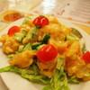●原宿「台湾中華アジア料理・味屋」のエビマヨ