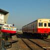 【小湊鐵道】キハバッグのある風景。