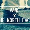 キャンプには【VANS×THE NORTH FACE】スニーカー