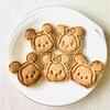 かわいい!ツムツムミッキー&ミニーのクッキー☆牛乳、卵、大豆不使用