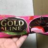 明治 GOLD LINE チョコレート&Wストロベリー 食べてみました