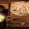 【ダイエット】キレッキレの十割蕎麦、嵯峨谷 @神保町