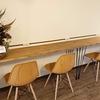 【回想シリーズ2】苦労したDIYでのテーブル、受付カウンター作り!!色塗り制作編