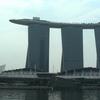 【世界の絶景!夫婦で巡る旅ブログ】 マリーナ・ベイ・サンズに泊まる!『シンガポール」の旅❶