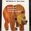 英語が苦手でも読めちゃう絵本ーBrown Bear, Brown Bear, What Do You See?