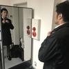 鏡+サイネージ+顔認証