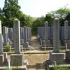 【倉吉の風景】上北条地区軍人墓地