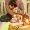 ゆうくんがついに2歳になりましたー!
