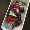 工具棚を整理する