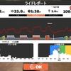 【ロードバイク】Zwift Academyトレーニング_20201020