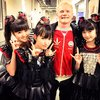 BABYMETAL 「RED HOT CHILI PEPPERS UK TOUR」 O2アリーナ2日目の様子